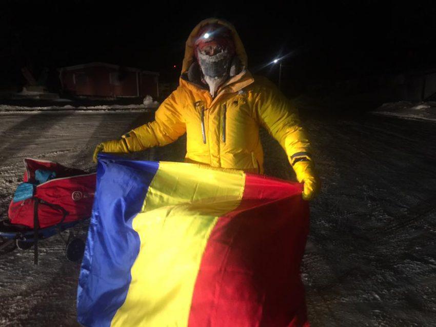 Tibi Ușeriu câștigă pentru a doua oară cursa din Infernul Alb