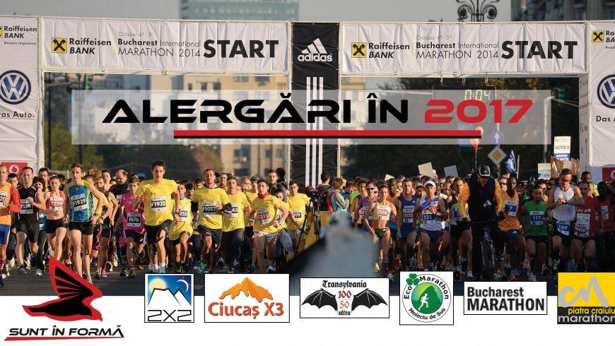 Calendarul competițional din 2017 (România)