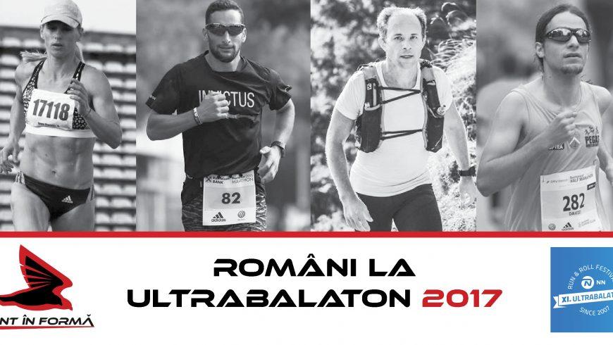 ROMÂNI LA ULTRABALATON 2017