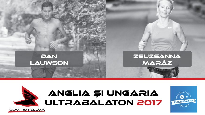 Anglia și Ungaria – câștigătoare la Ultrabalaton 2017!