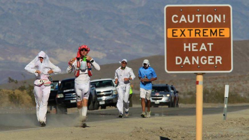Sfaturi pentru alergarea la temperaturi ridicate