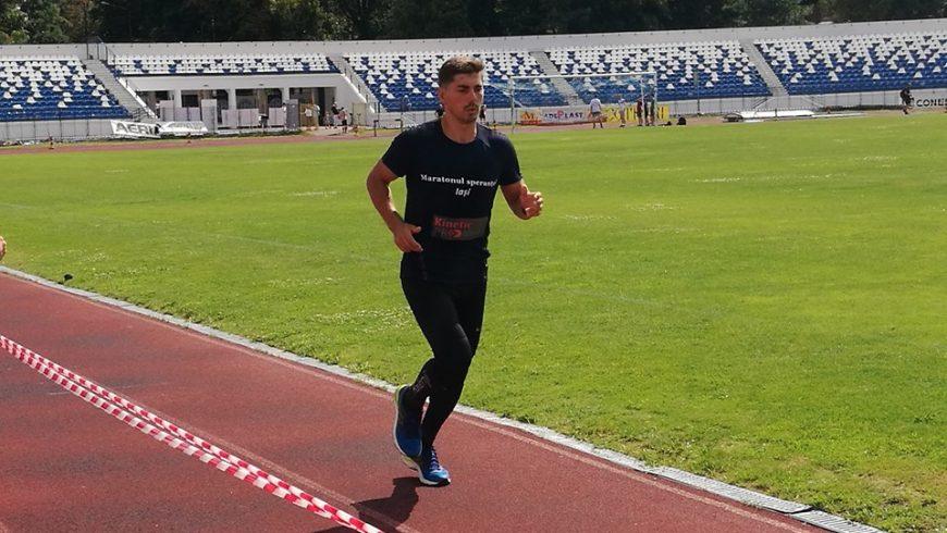 24 de ore de alergare continuă pentru a salva o viață