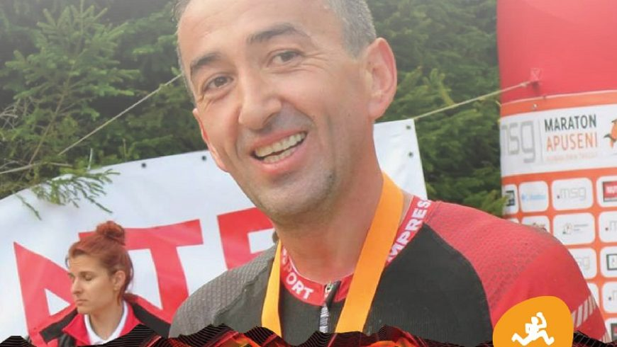 Adrian Petruț are cei mai mulți km la OCC!