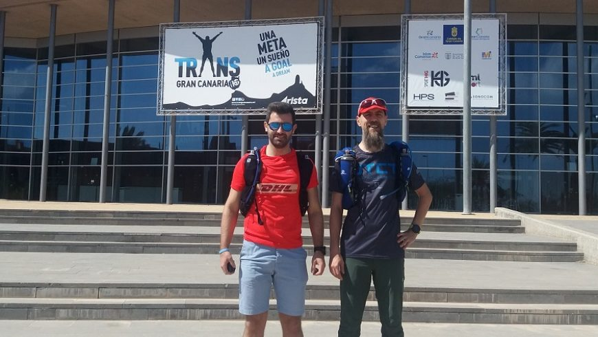 Doi români rezistă cu brio la Transgrancanaria 360