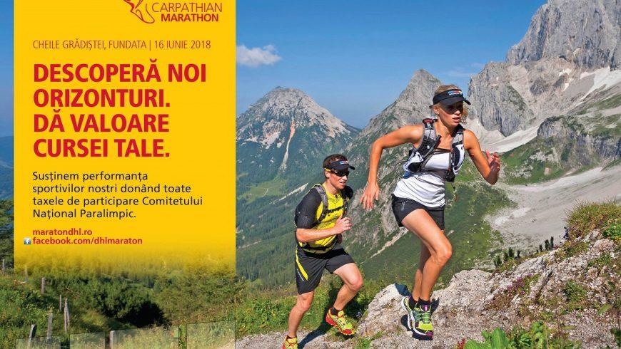 DHL Carpathian Marathon: o locație nouă, trasee inedite și experiențe montane provocatoare