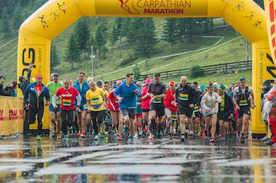 DHL Carpathian Marathon a mobilizat 1.500 de alergători la ediția din 2018!