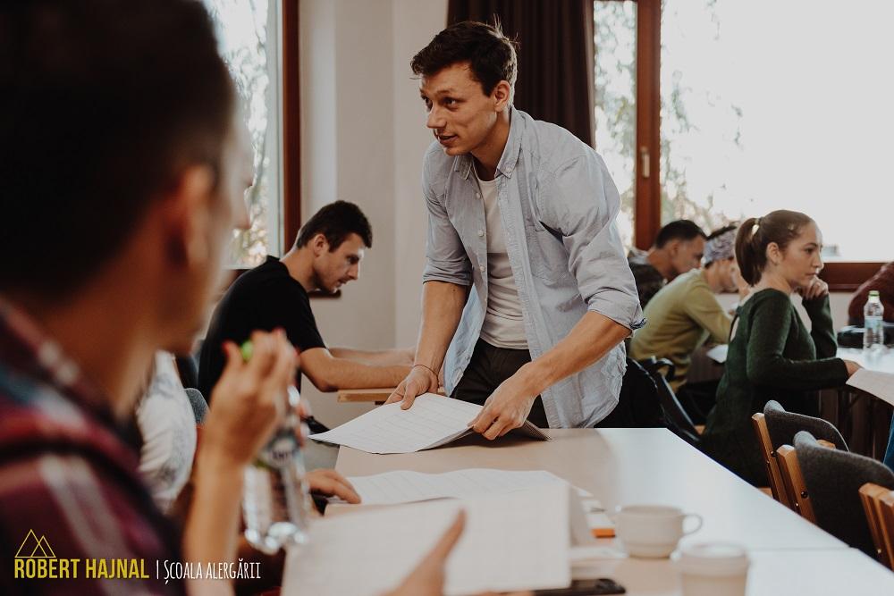 Ultimele 3 zile de înscrieri la workshopul lui Robert Hajnal de la București