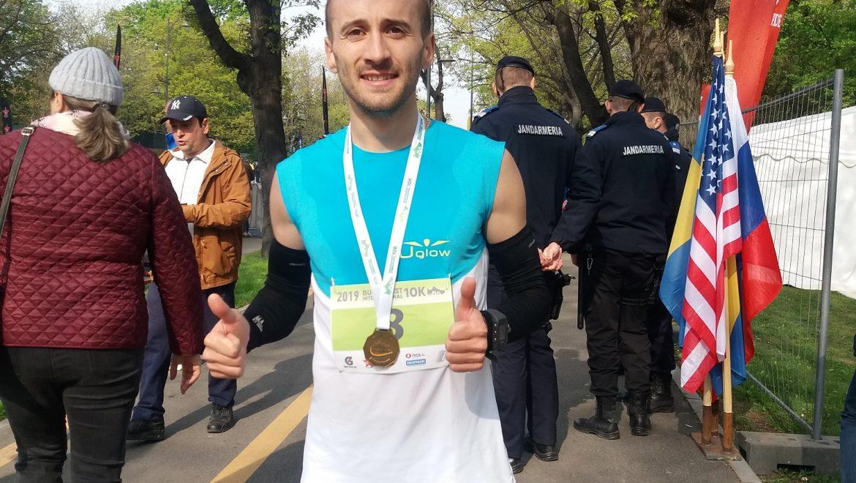 Nicolae Soare câștigă al doilea titlu de campion național în 2019