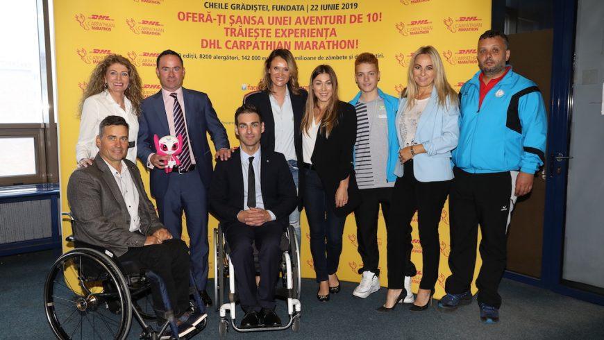 Ediția cu numărul 10 a DHL Carpathian Marathon powered by MPG are alături numeroși susținători!
