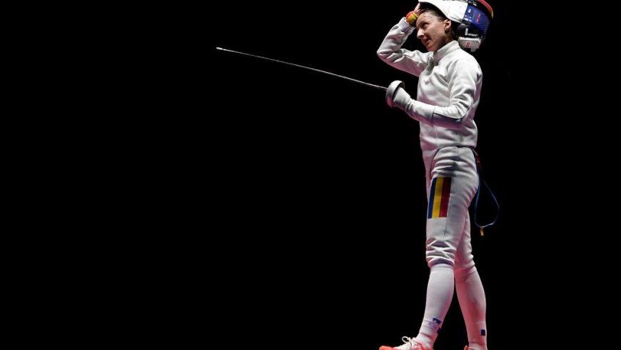 Ana Maria Brânză a câștigat Cupa Mondială la spadă, stabilind un record absolut